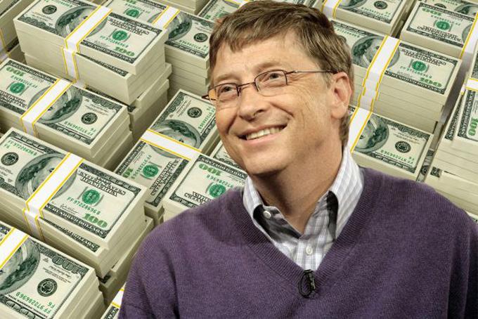 Theo Forbes, nhà đồng sáng lập Microsoft hiện là người giàu thứ hai thế giới với khối tài sản trị giá khoảng 95 tỷ USD. Trang Business Insider ước tính, nếu mỗi ngày sử dụng 1 triệu USD, ông sẽ mất hơn 245 năm để tiêu hết số tiền của mình. Dưới đây là cách tỷ phú Bill Gates đang sử dụng số tiền của mình.