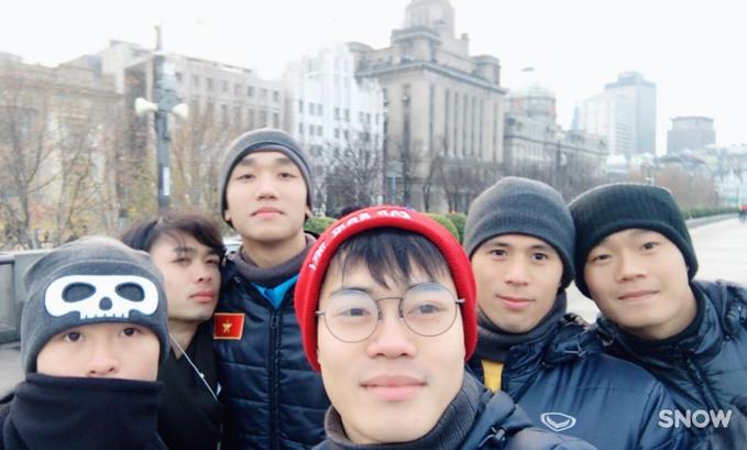 Những lần du đấu tranh thủ du lịch như phượt thủ của đội tuyển Việt Nam