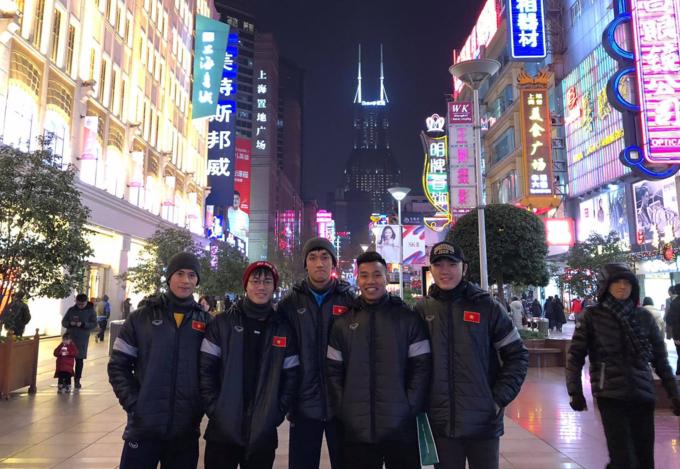 Những lần du đấu tranh thủ du lịch như phượt thủ của đội tuyển Việt Nam - 15