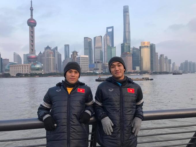 Những lần du đấu tranh thủ du lịch như phượt thủ của đội tuyển Việt Nam - 16