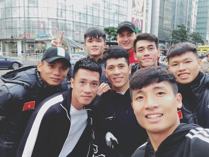 Những lần du đấu tranh thủ du lịch như phượt thủ của đội tuyển Việt Nam - 6