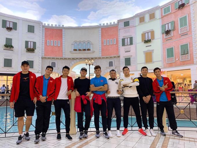 Những lần du đấu tranh thủ du lịch như phượt thủ của đội tuyển Việt Nam - 4