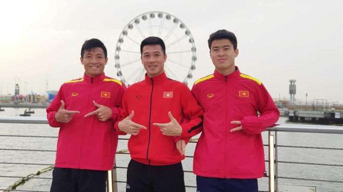 Những lần du đấu tranh thủ du lịch như phượt thủ của đội tuyển Việt Nam - 9