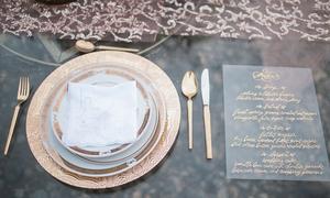 10 bí kíp trang trí bàn tiệc cưới đẹp để đăng mạng xã hội