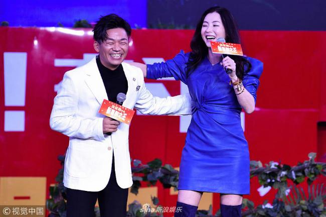 Vương Bảo Cường góp mặt trong dàn diễn viên Vua hài kịch 2. Anh nói việc được mời khiến anh rất xúc động và bất ngờ.