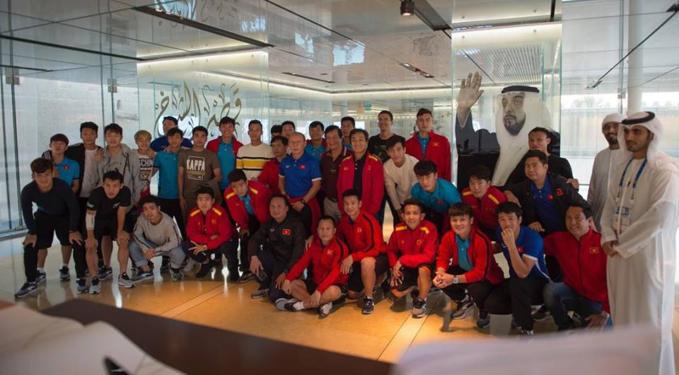 Những lần du đấu tranh thủ du lịch như phượt thủ của đội tuyển Việt Nam - 14