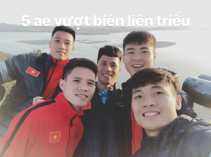 Những lần du đấu tranh thủ du lịch như phượt thủ của đội tuyển Việt Nam - 12