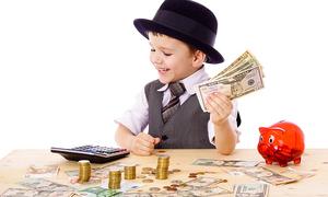 Người giàu dạy con điều gì về tiền bạc