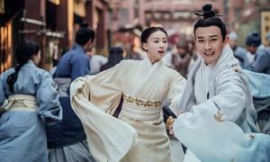 'Càn Long' lợi dụng 'Ngụy Anh Lạc' trong phim mới