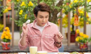 Huỳnh Lập 'ăn sấp mặt' trong MV Tết