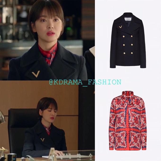 Những món đồ hiệu xa xỉ nhất của Song Hye Kyo trong Encounter - 9