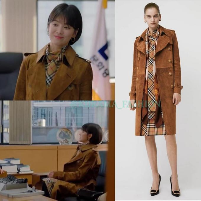 Những món đồ hiệu xa xỉ nhất của Song Hye Kyo trong Encounter - 10