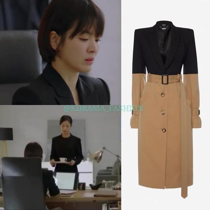 Những món đồ hiệu xa xỉ nhất của Song Hye Kyo trong Encounter - 11