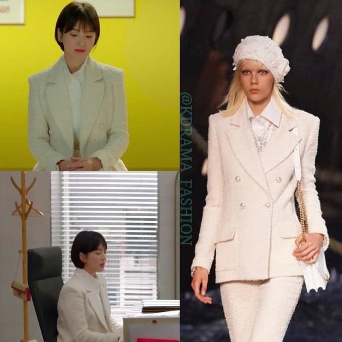 Những món đồ hiệu xa xỉ nhất của Song Hye Kyo trong Encounter - 4