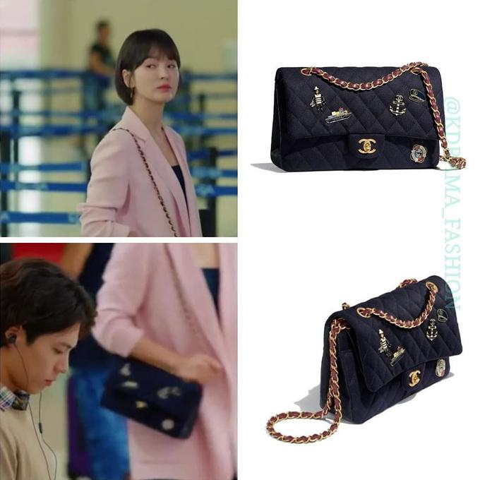 Những món đồ hiệu xa xỉ nhất của Song Hye Kyo trong Encounter - 5