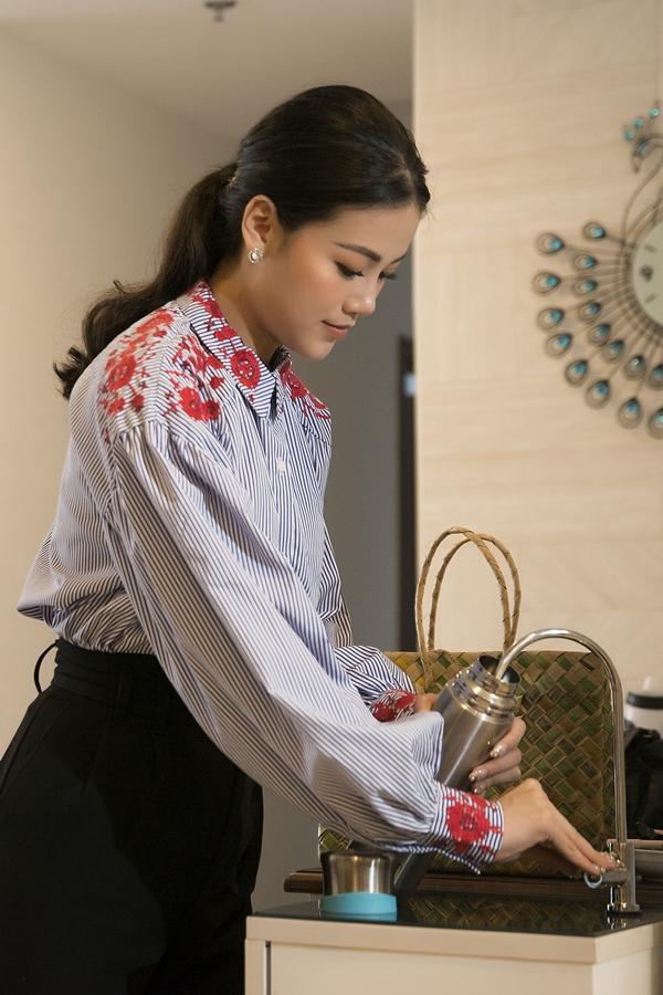 Bên cạnh những dự án trong nước, Phương Khánh sẽ có những chuyến công tác vì môi trường tại Bỉ, Colombia, các nước châu Mỹ Latinh và chọn ứng viên Miss Earth 2019.