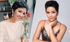 8 kiểu biến tấu mái tóc ngắn đậm chất nữ quyền của H'Hen Niê