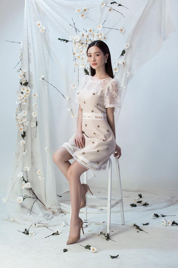 Đỗ Long giới thiệu loạt váy ngắn cho buổi tiệc mùa xuân - 8