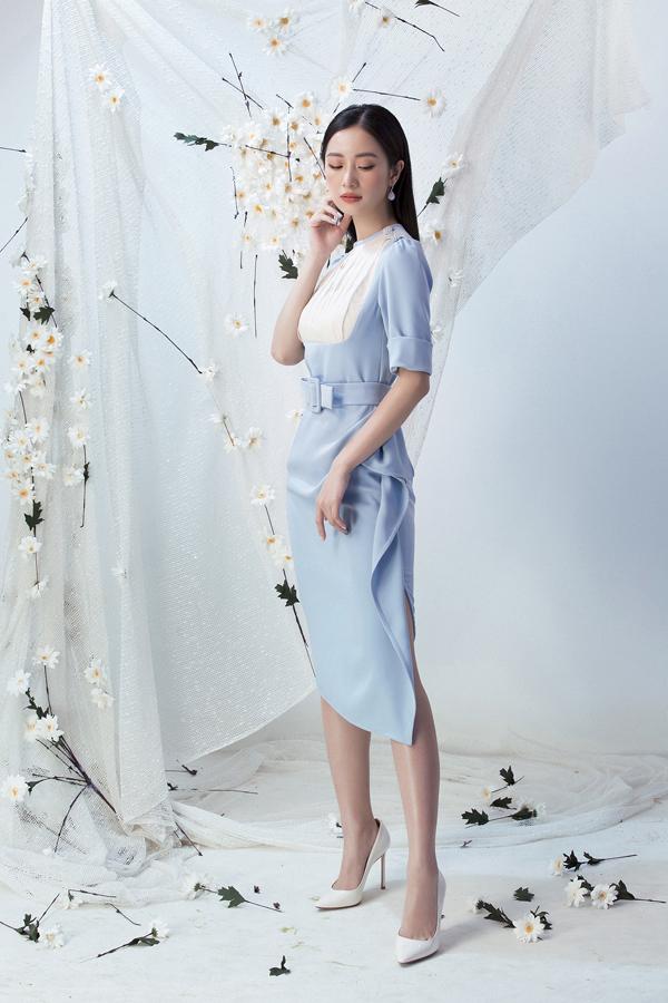 Đỗ Long giới thiệu loạt váy ngắn cho buổi tiệc mùa xuân - 9