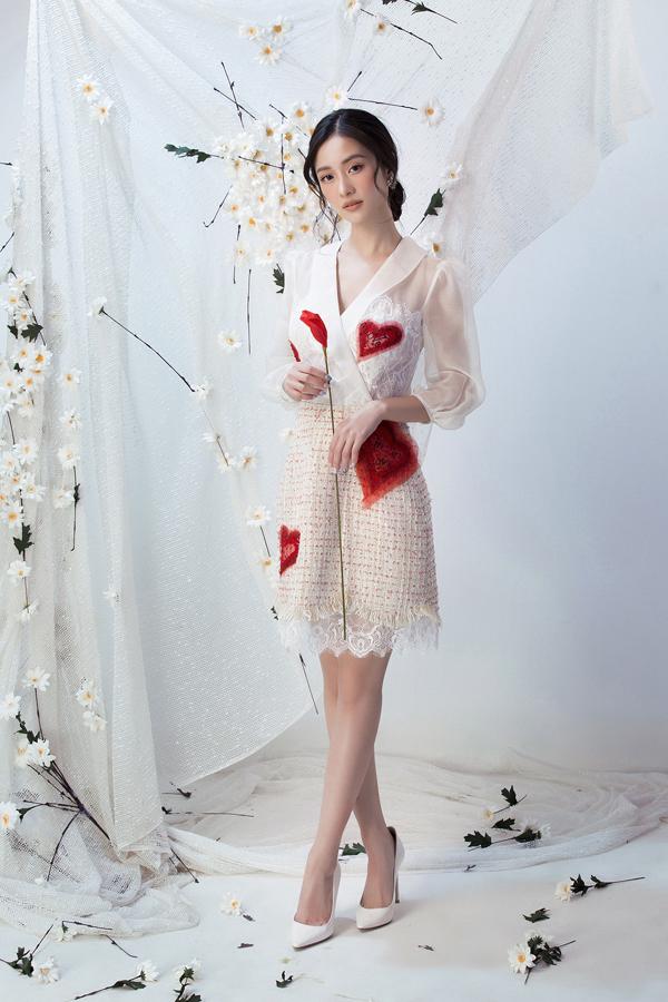 Đỗ Long giới thiệu loạt váy ngắn cho buổi tiệc mùa xuân - 10