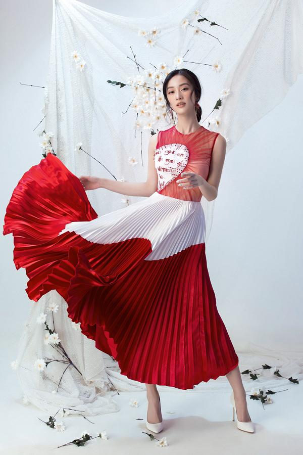 Đỗ Long giới thiệu loạt váy ngắn cho buổi tiệc mùa xuân - 3