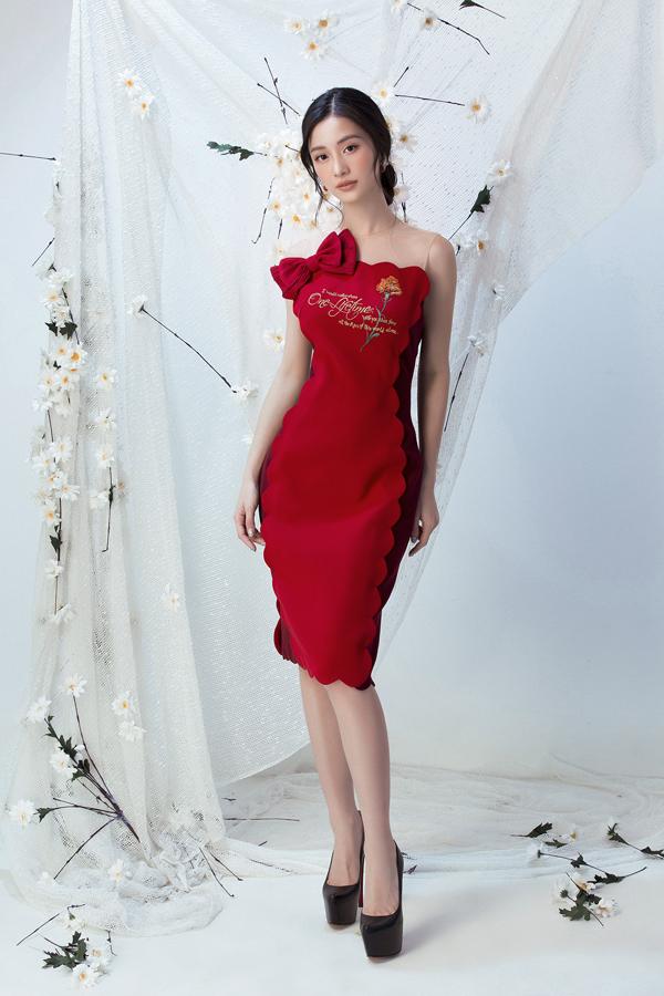 Đỗ Long giới thiệu loạt váy ngắn cho buổi tiệc mùa xuân - 4