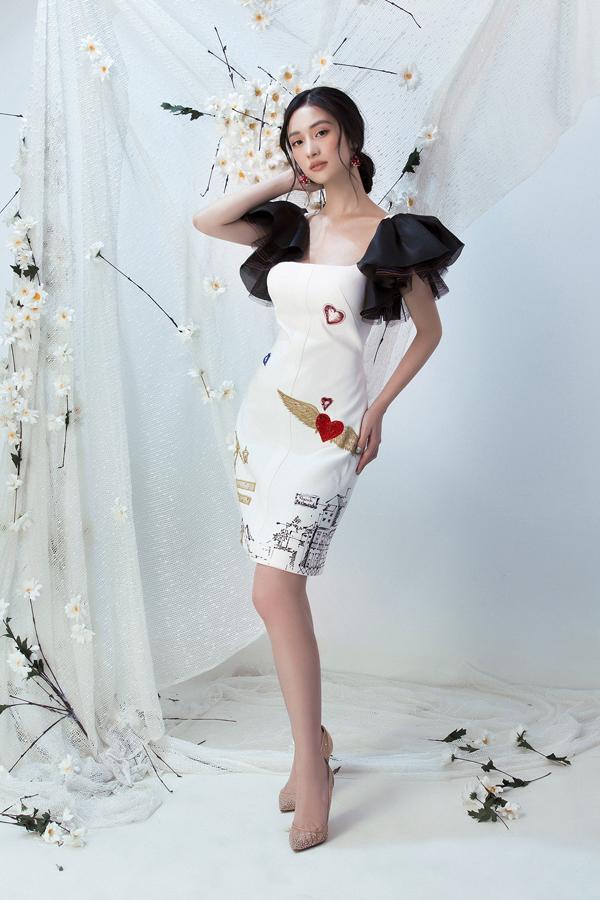 Đỗ Long giới thiệu loạt váy ngắn cho buổi tiệc mùa xuân - 5