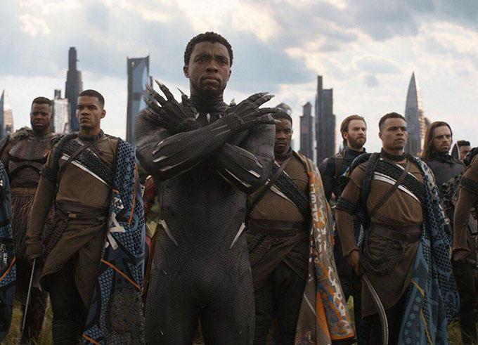 Black Panther trở thành phim siêu anh hùng đầu tiên trong lịch sử nhận đề cử Oscar.