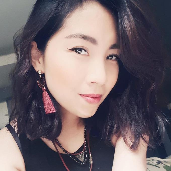 Phạm Thị Tuyết Mai (34 tuổi),công dân Việt bị bắt ở Pháp hồi tháng 12/2018. Ảnh: FB.