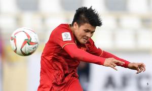 Quang Hải thắng giải bàn đẹp nhất vòng bảng Asian Cup