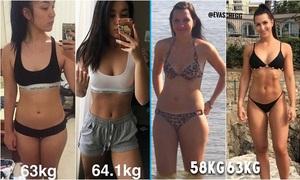 10 cô gái giúp bạn tin rằng cân nặng chỉ là một con số