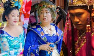 'Mr. Cần Trô' đóng 'Cung tâm kế' bản Việt cùng Hồng Vân, Thúy Nga