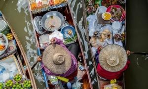 Người địa phương gợi ý 3 ngôi chợ đáng khám phá ở Bangkok