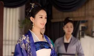 Triệu Lệ Dĩnh ngày càng xinh đẹp trong 'Minh Lan truyện'