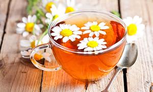 10 lý do bạn nên uống trà hoa cúc trước khi đi ngủ