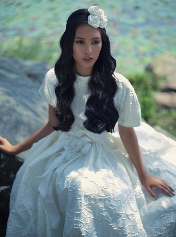 Sau cuộc thi Hoa hậu Thế giới 2018, Tiểu Vy đã trở lại với các hoạt động của làng giải trí.
