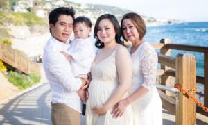Xuân Mai: 'Chồng biến ước mơ gia đình hạnh phúc của tôi thành hiện thực'