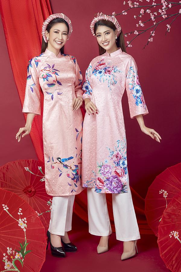 Áo dài cách tân cho quý cô Sài Gòn - 1
