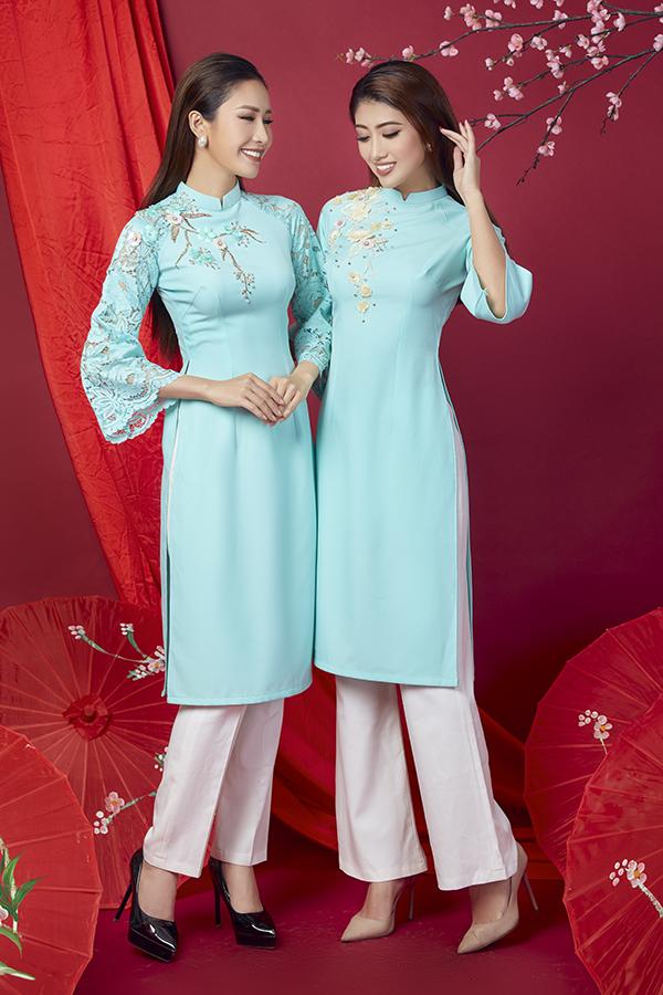 Áo dài cách tân cho quý cô Sài Gòn - 4