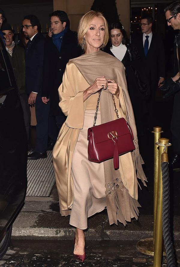 Celine Dion vẫn chưa mở lòng với người đàn ông nào khác kể từ khi chồng cô qua đời vì ung thư vào tháng 1/2016.