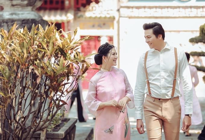 Đinh Hiền Anh tình cảm bên Hoàng Anh trong MV mới - 3