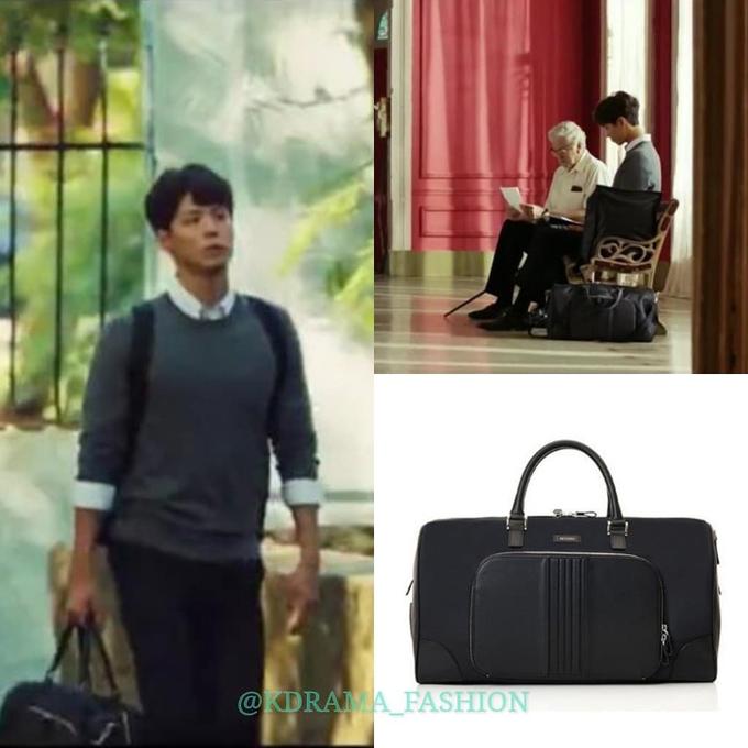 Gia cảnh bình thường, Park Bo Gum vẫn diện đồ hiệu trong Encounter - 4