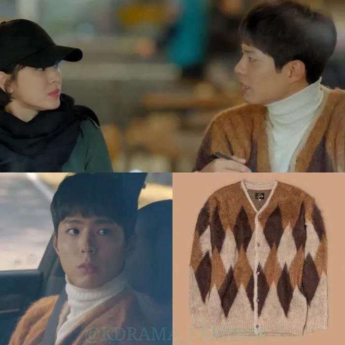 Gia cảnh bình thường, Park Bo Gum vẫn diện đồ hiệu trong Encounter - 6
