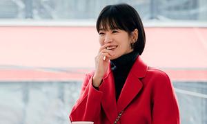 Song Hye Kyo diện toàn đồ đẳng cấp trong 2 tập cuối 'Encounter'