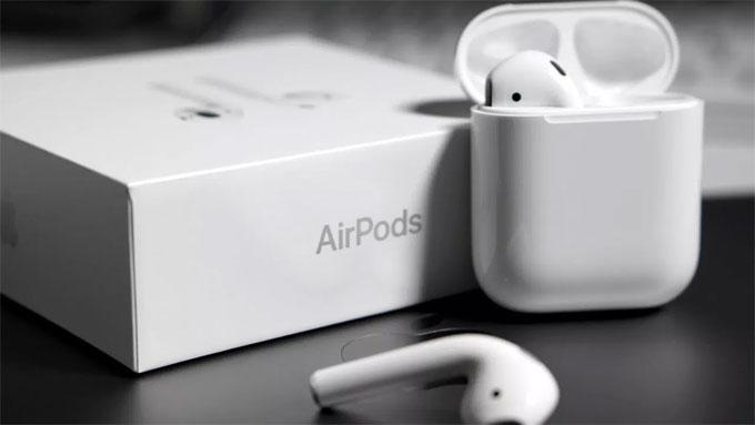 AirPods 2 hỗ trợ theo dõi sức khoẻ sắp ra mắt