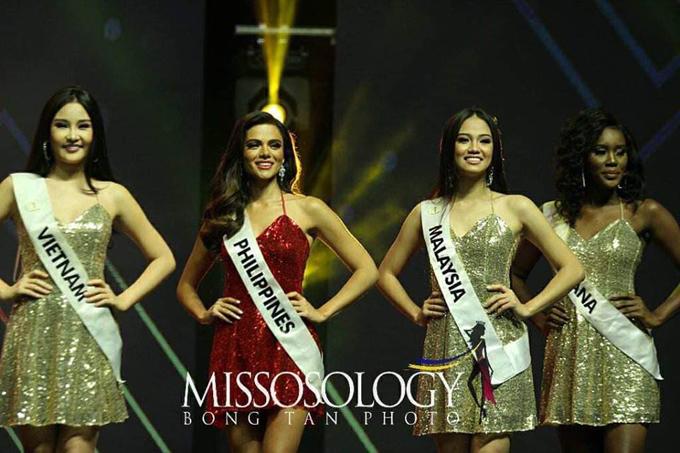 Chung kết Miss Intercontinental 2018 (Hoa hậu Liên lục địa) diễn ra vào tối 26/1 tại Manila, Philippines. Theo thông báo ban đầu từ ban tổ chức, đêm thi bắt đầu vào lúc 20h địa phương (19h Việt Nam) nhưng sau đó liên tục bị lùi giờ khiến khán giả thể hiện sự bức xúc trên Fanpage. Đêm thi còn liên tục bị chết sân khấu giữa các phần thi chính.