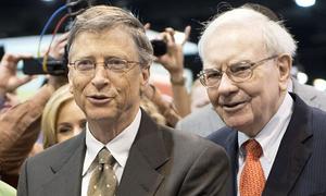 Định nghĩa thành công của tỷ phú Bill Gates và Warren Buffett
