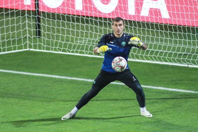 Đặng Văn Lâm vào top 5 thủ môn cứu thua nhiều nhất