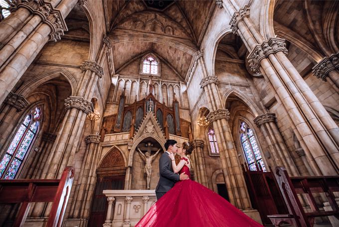 Ảnh cưới của cặp Trà Vinh yêu nhau 12 năm