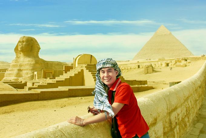 Đoan Trường kể trải nghiệm du lịch Ai Cập sau vụ đánh bom - 1